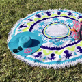 wholesale turkish round beach towels