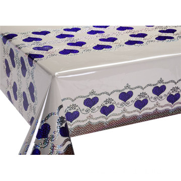 3D Laser Coating Tablecloth Toxic
