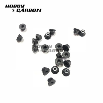 Custom Aluminum Wheel Lock Nuts