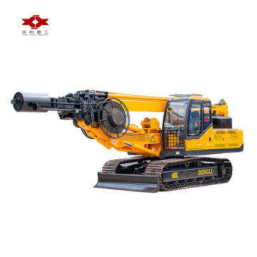Mini Bore Pile Drilling Rig Machine