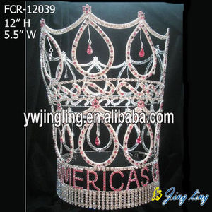 2015 Cupcake Full Round Pageant Crowns