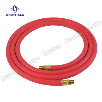 High quality rubber oxy acetylene twin line hose
