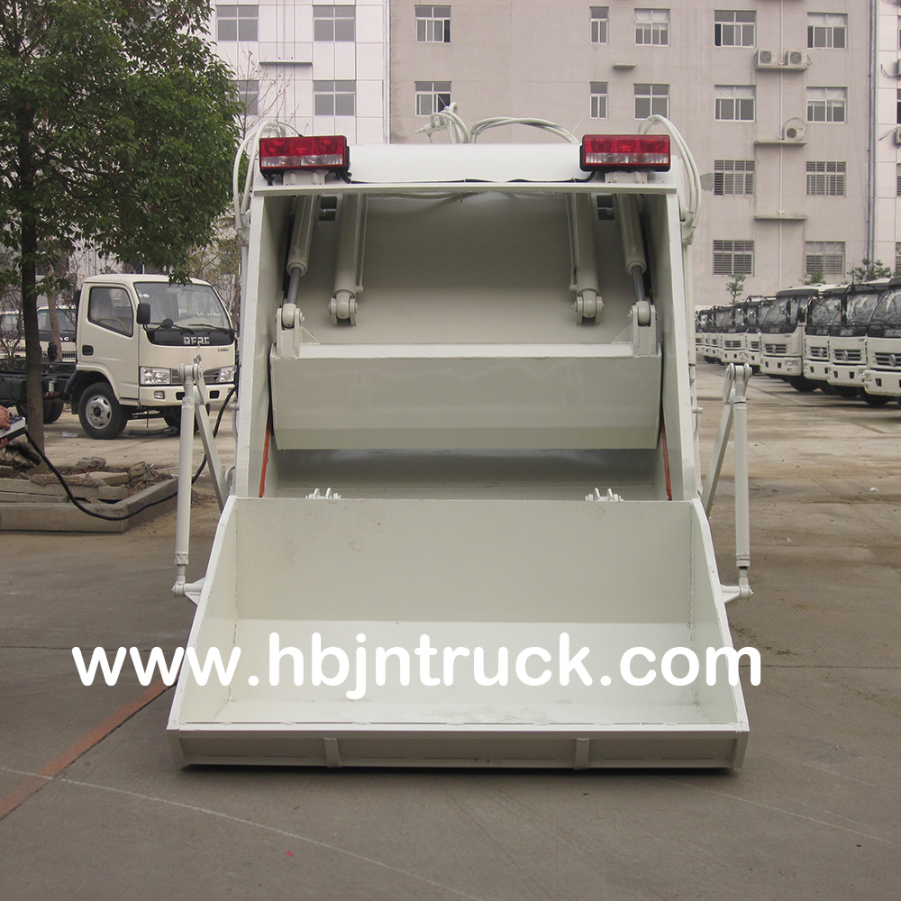 Rubbish Compactor Truck Manufacturer