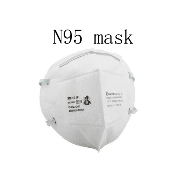 Disposable anti-foam three-layer protective mask boys girls