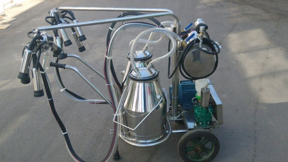 vacumme milking machine