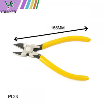6''  Electrical Wire Plastic Diagonal Cutting Pliers