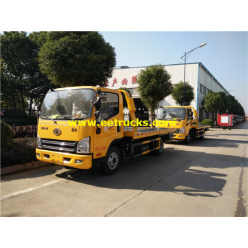 4 Ton FAW Recovery Tow Trucks