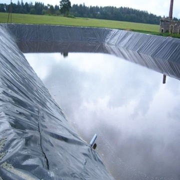 Textured HDPE Geomembrane with CE for Sale