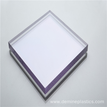 20mm thick hard polycarbonate plastic sheet