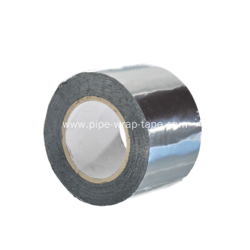 Aluminum Foil Butyl Pipe Corrosion Protection Tape