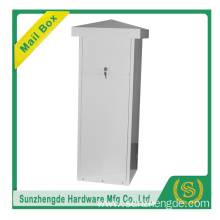 BTB SMB-112 letter box stainless steel