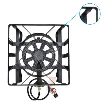 Outdoor 10inch Cast Iron Propane Cooking Camping Stove
