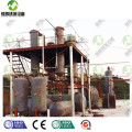 Waste Plastic to Oil Refinery by Pyrolysis Products