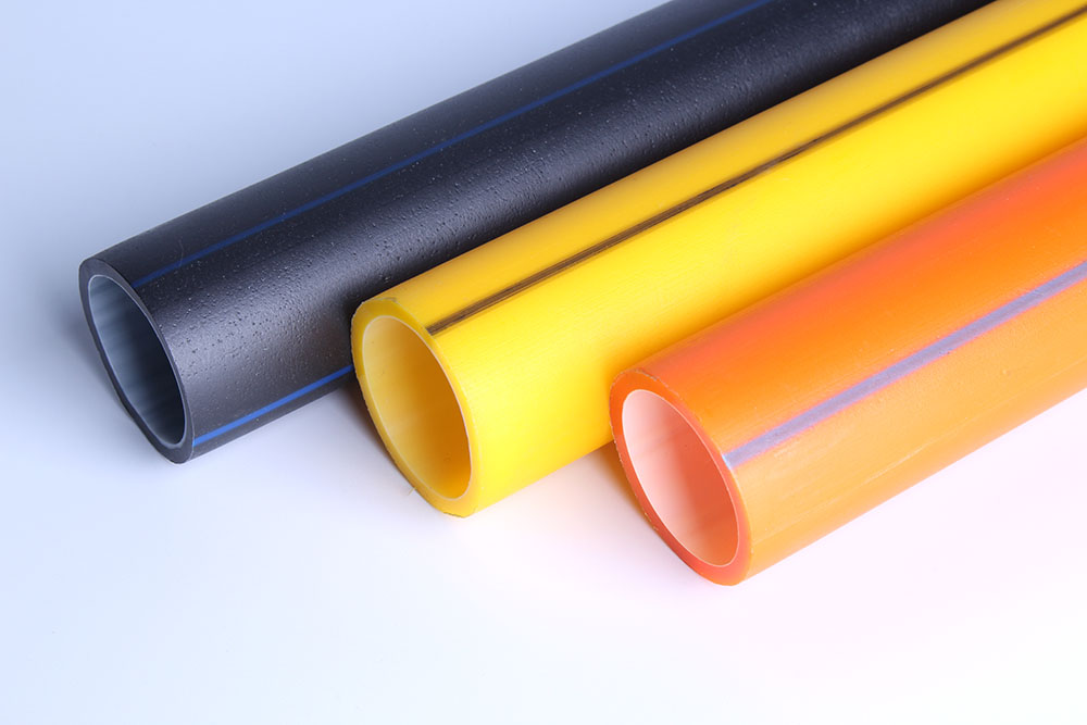Silicone core orange duct