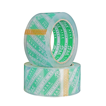 strong transparent sticking packing tape