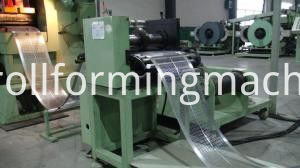 Automatic Expanded Metal Mesh Machine