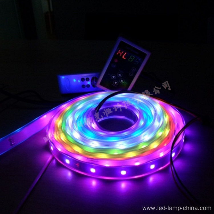 Dream Color IC Constant Current LED Strip Light