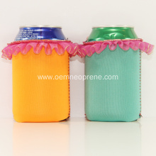 Full Colors Customized Neoprene Can Coolie For Party
