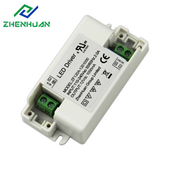 12W 12V 1A witte LED Power Driver-transformator