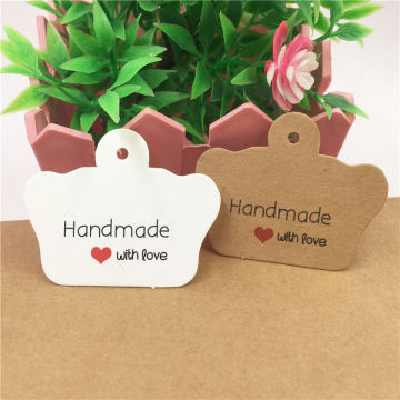 hang tag gor dog collars hang tags for gift decoration kraft paper hang tag with eyelet