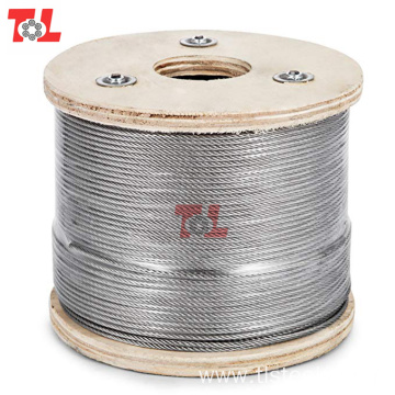 Stainless Steel Cable Wire Rope Type