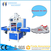 Double Stations Shoes High Frequency Machine
