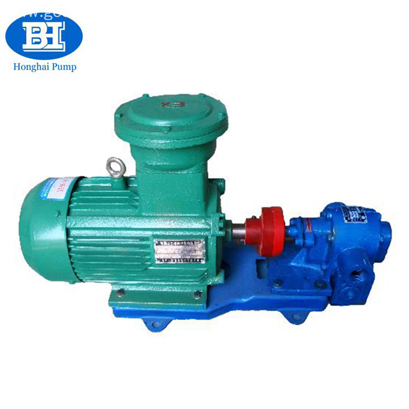 Heat Preservation Truck Petroleum Engine Oil Gear Pump