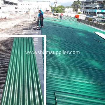 Anti-corrosion Heat Insulation MgO Roofing Sheet