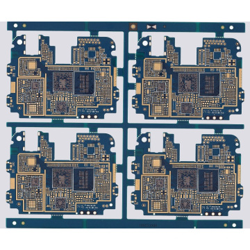 Mobile communication HDI printed circuit boards