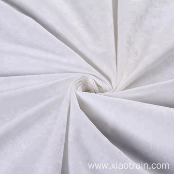 Flower Print Cloth Cotton Woven Fabric For Casket