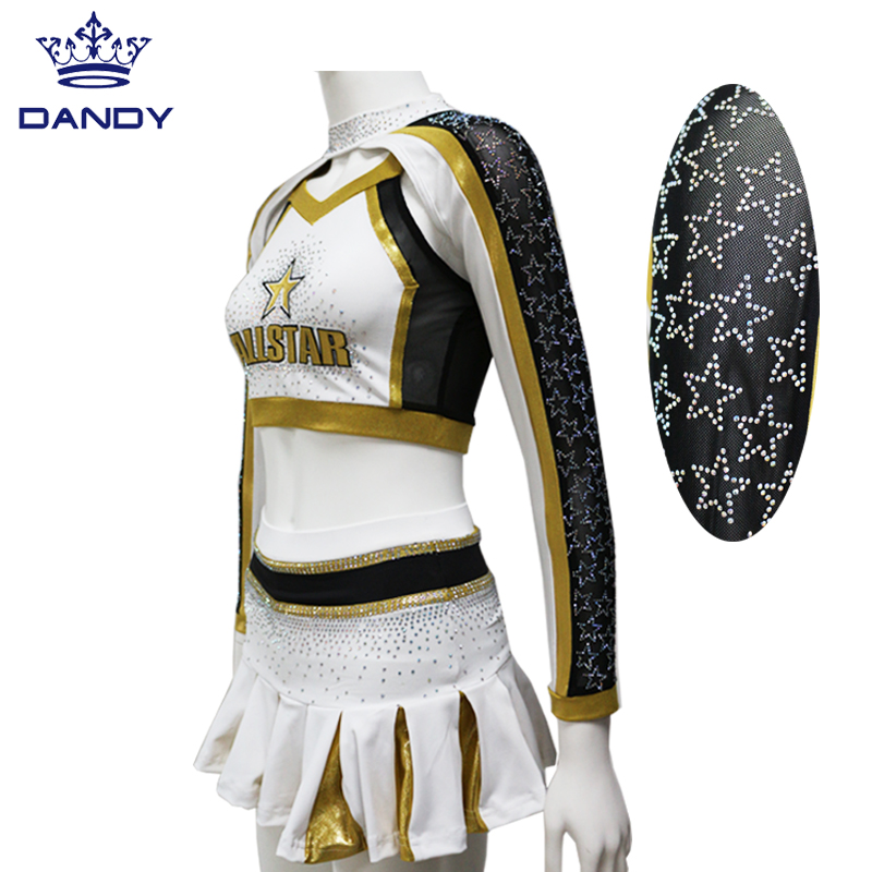 cheerleading uniforms for cheap