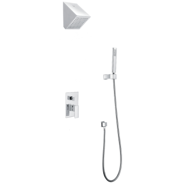 Concealed Thermostatic Mixer Shower Set
