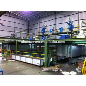 SS PP SPUNBOND NONWOVEN MAKING MACHINE 3200 ss machine