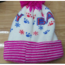 Baby Knit Beanie Crochet Winter Hat