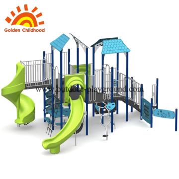 Series outdoor Play Structure Kindergarten Ground