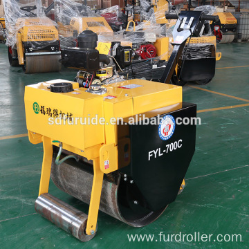 Wholesale Single Drum Soil Hand Roller Compactor (FYL-700)