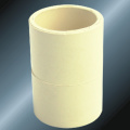 ASTM D2846 Water Supply Cpvc Socket Milk Yellow