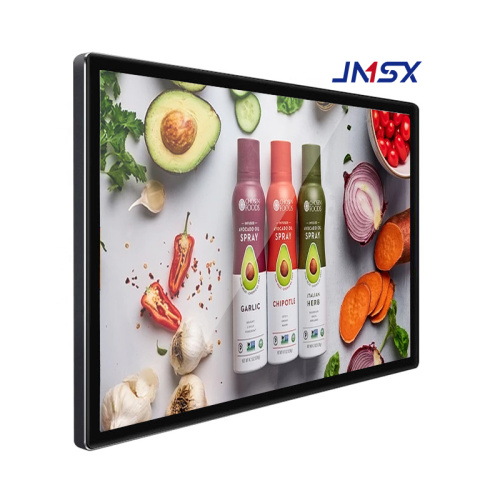 Wireless digital display restaurant menu displayer wall mounted digital signage