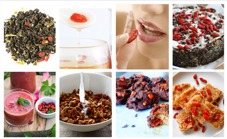 HOW TO EAT GOJI BERRY