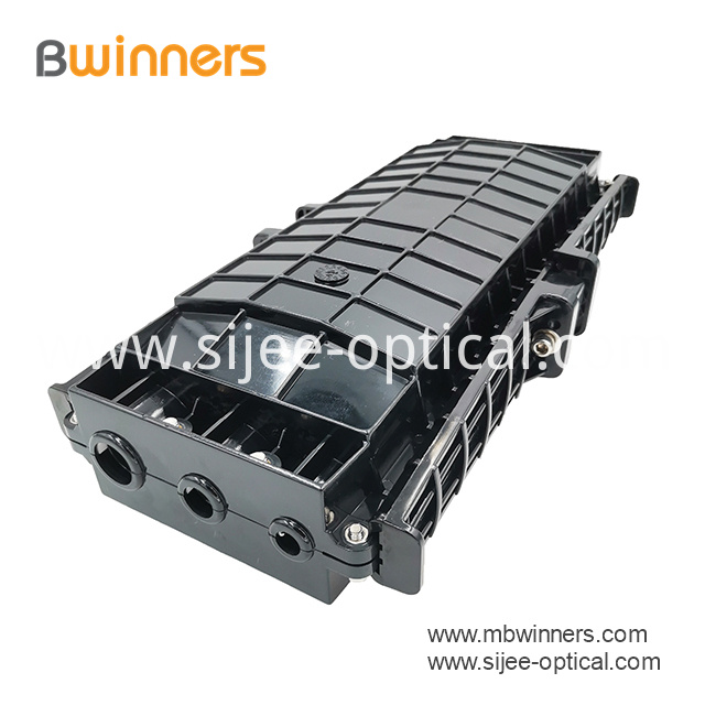 Horizontal Fiber Optic Splice Closure