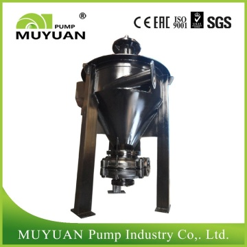 Vertical Copper Mining Vertical Froth Slurry Pump