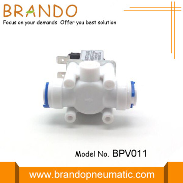 Wastewater Directly Acting Plastic Solenoid Valve
