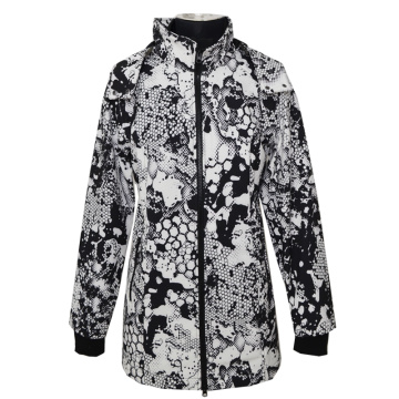 Softshell Jacket  Ladies two layer front