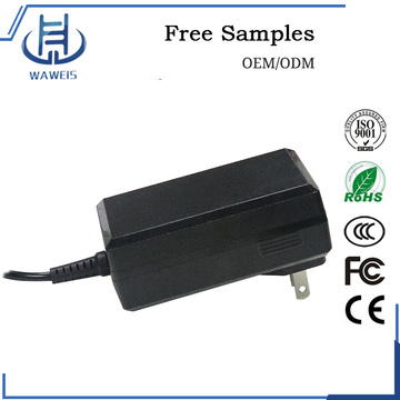 Wall Mount Type 12v 3a Ac Adapter