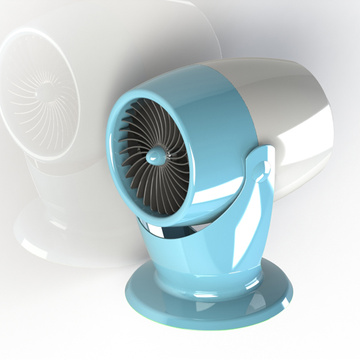 Mini USB Portable air circulator fan