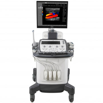 Hospital Medical 4d Color Doppler Ultrasound Machine Price