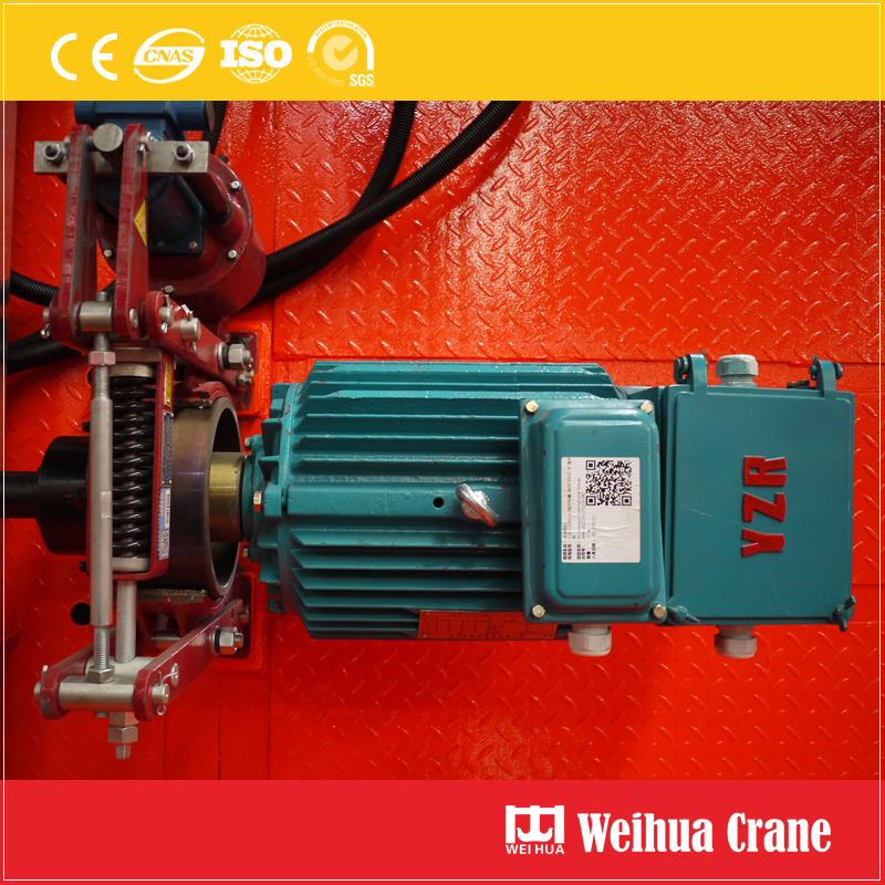 Double Speeds Crane Motor