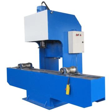 LIGHT POLE STRAIGHTENING MACHINE