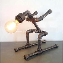 Cast iron lamp cast iron lamp bedroom head lamp