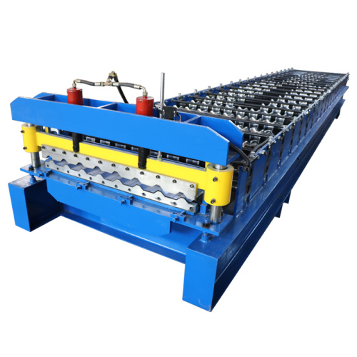 High Quality Metal Roof Panel Roll Forming Machine